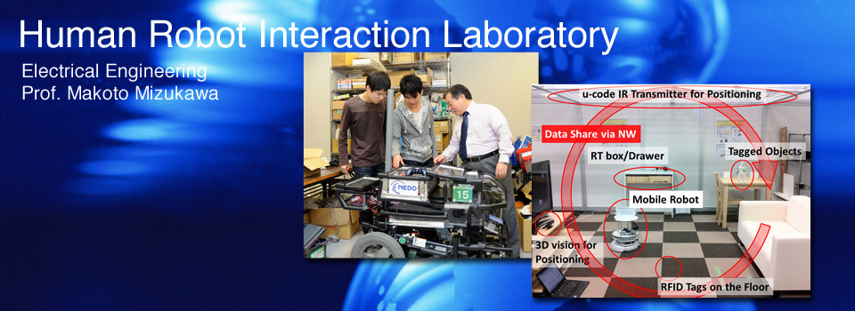 Human Robot Interaction Laboratory